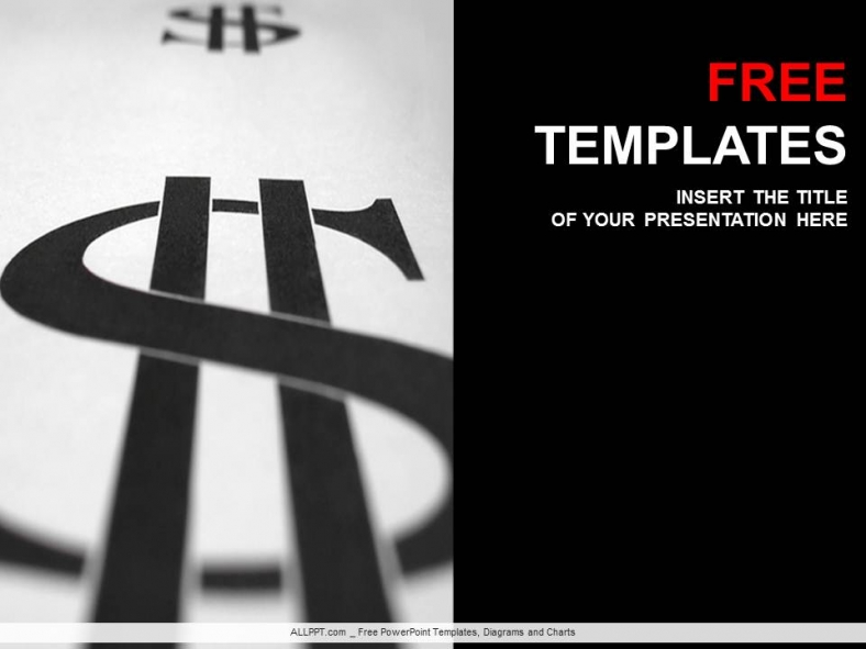 Dollar Money PowerPoint Templates Design-pptx (1)