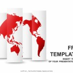 Red World Map PowerPoint Templates Design-pptx (1)