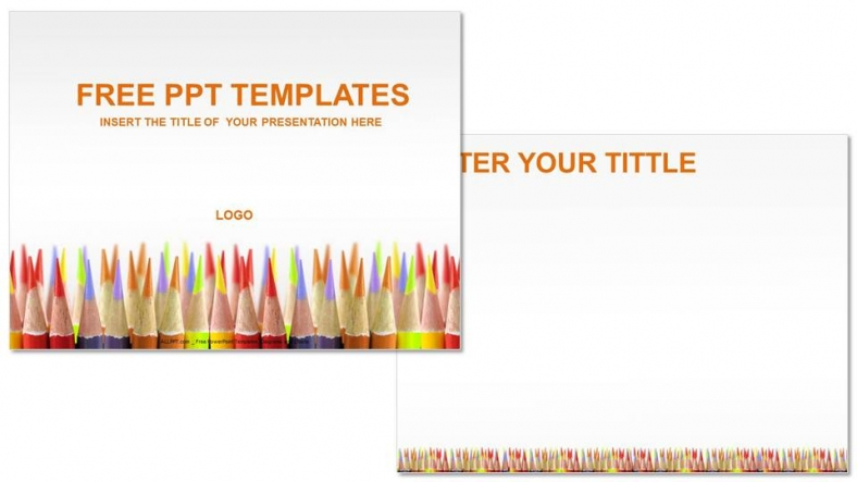 Colored pencils education powerpoint templates download free colored pencils education powerpoint templates 3 toneelgroepblik