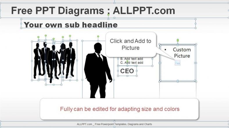 Free-CEO-Organization-PPT-Diagrams (4)