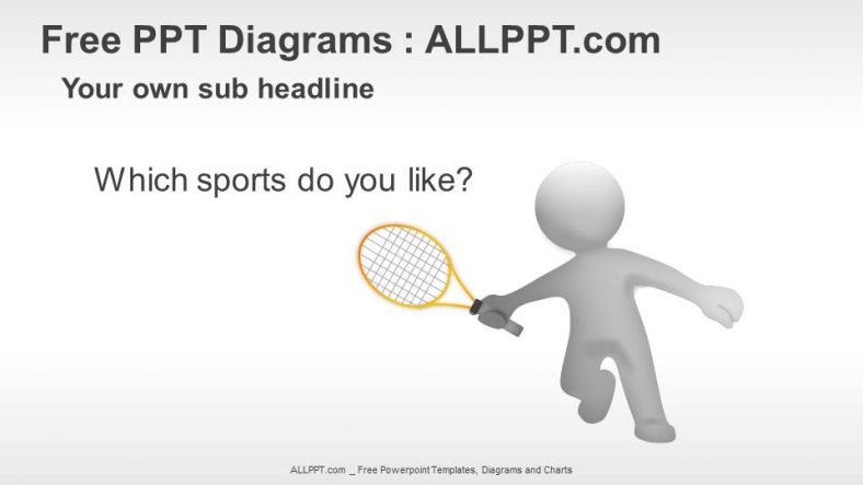 Free-Sport-Graphic-PPT- Diagrams (1)