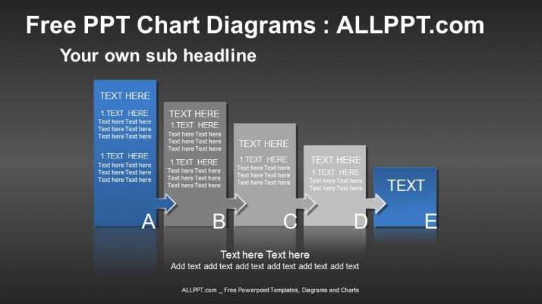 Matrix-Arrow-Flow-PPT-Diagrams (2)