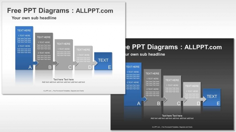 Matrix-Arrow-Flow-PPT-Diagrams (3)