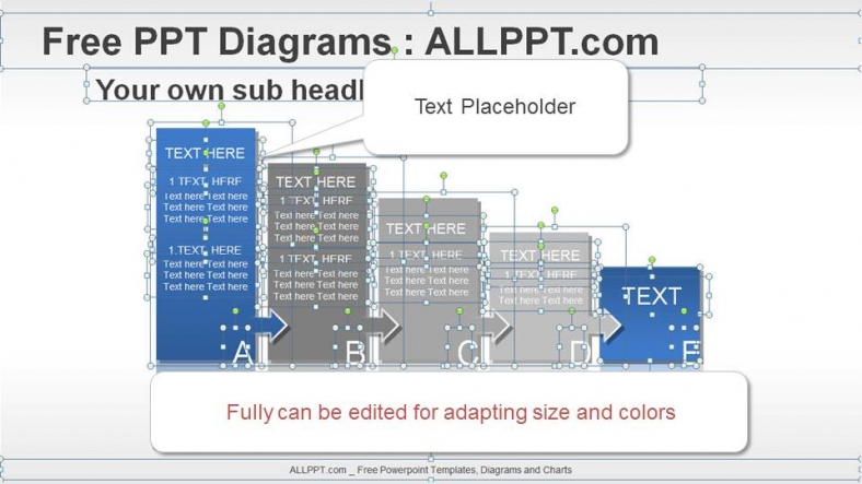 Matrix-Arrow-Flow-PPT-Diagrams (4)