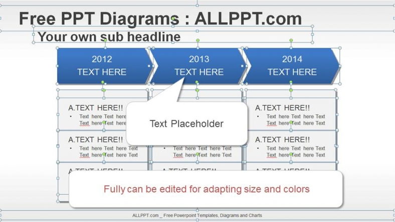 Text-Box-Flow-PPT-Diagrams (4)