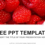 raspberries-Nature-PPT-Templates (1)