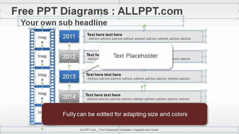5-Years-Film-Timeline-PPT-Diagrams (4)