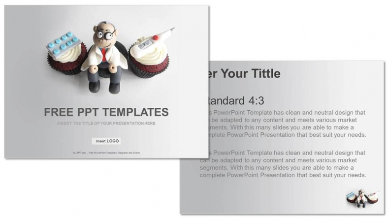 Doctor-Themed-Cupcakes-Medical-PPT-Templates (3)