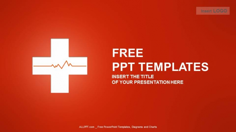medical symbol powerpoint templates + download free +, Modern powerpoint