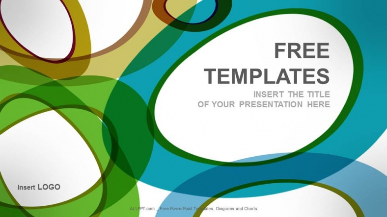 Bubbles Abstract Powerpoint Templates  Download Free
