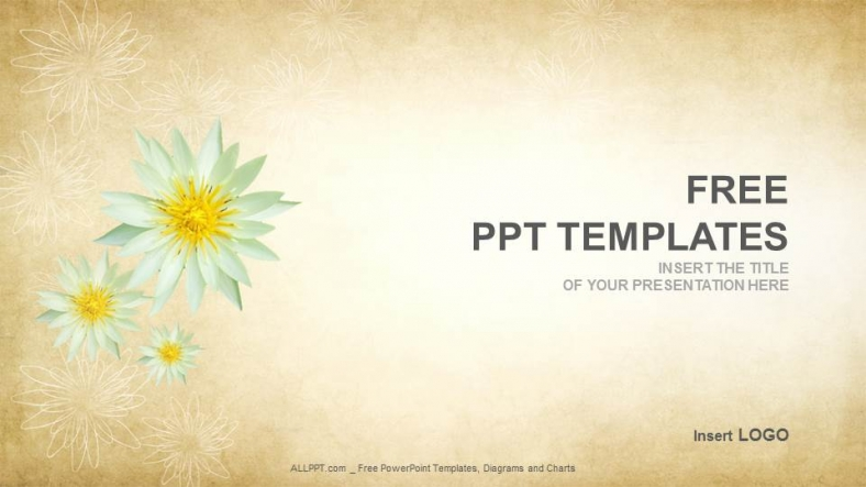 Abstract of lotus abstract ppt templates abstract of lotus abstract ppt templates 1 toneelgroepblik Gallery
