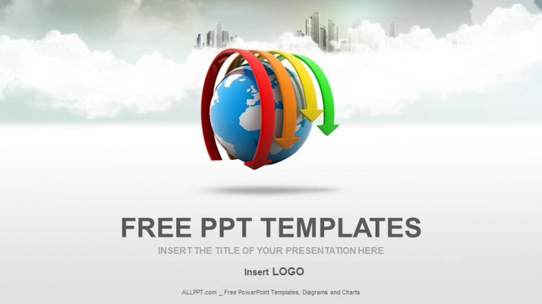 Globe and arrows business ppt templates globe and arrows business ppt templates 1 toneelgroepblik