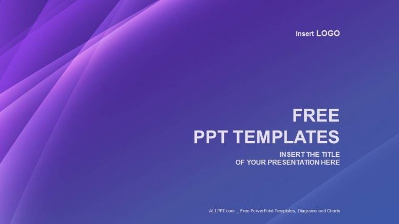 Purple line abstract ppt templates toneelgroepblik Image collections