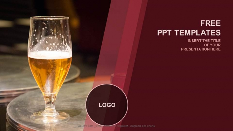 Taste-Of-Beer-Food-PPT-Templates (1)