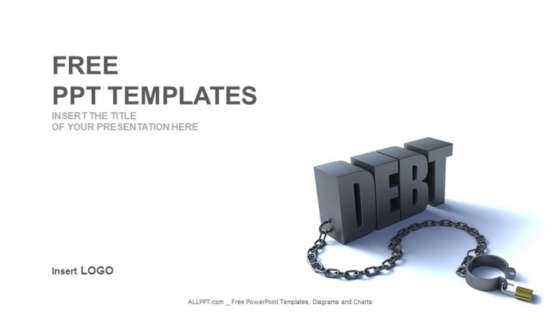 Debt-Word-Finance-PowerPoint-Templates (1)
