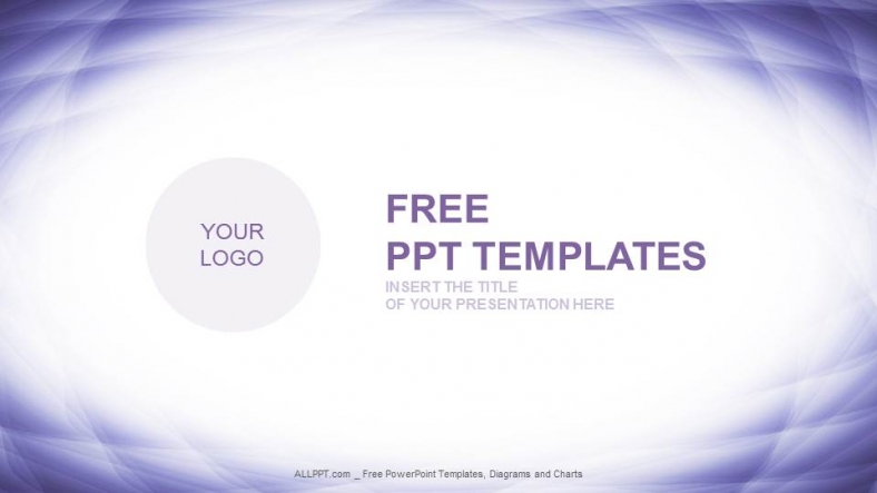 Logotype wave abstract powerpoint templates toneelgroepblik