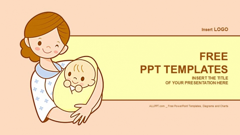 baby powerpoint template - gse.bookbinder.co, Powerpoint templates