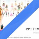 Ladies-Working-Out-Sports-PPT-Templates (1)