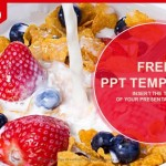 Strawberry-Food-Berries-Milk-Food-PPT-Templates (1)