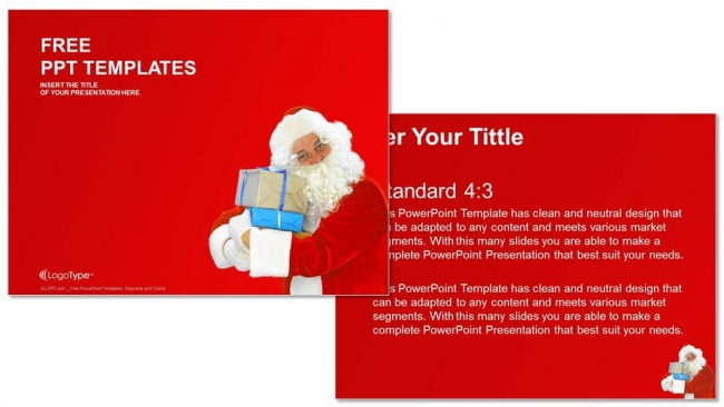 Spectacles-Santa-Claus-Religion-PPT-Templates (3)