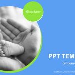 Touching-Baby-Recreation-PowerPoint-Templates (1)