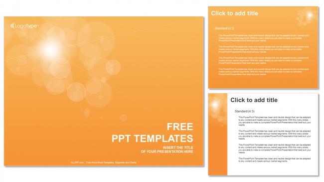Orange-bubbles-Abstract-PPT-Templates (4)