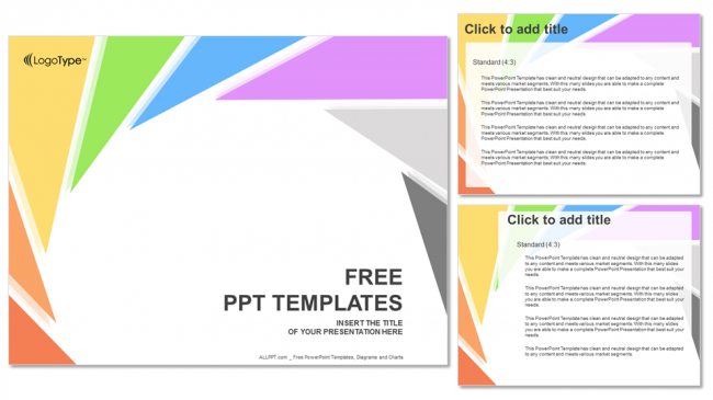 Rotation triangle abstract powerpoint templates rotation triangle abstract powerpoint templates 4 toneelgroepblik Gallery