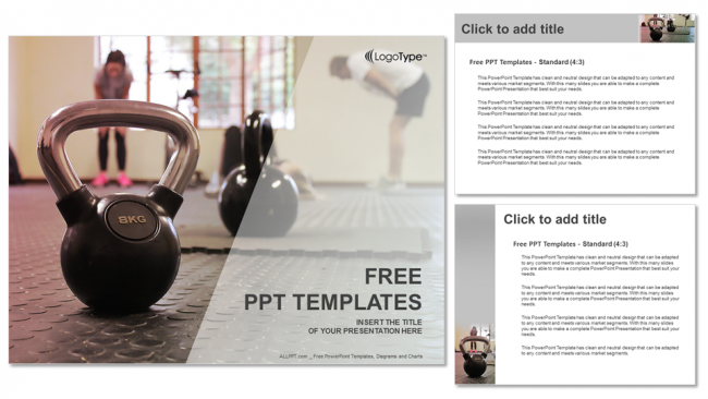 Fitness trainer sports powerpoint templates download widescreen169 fitness trainer sports powerpoint templates widescreen toneelgroepblik
