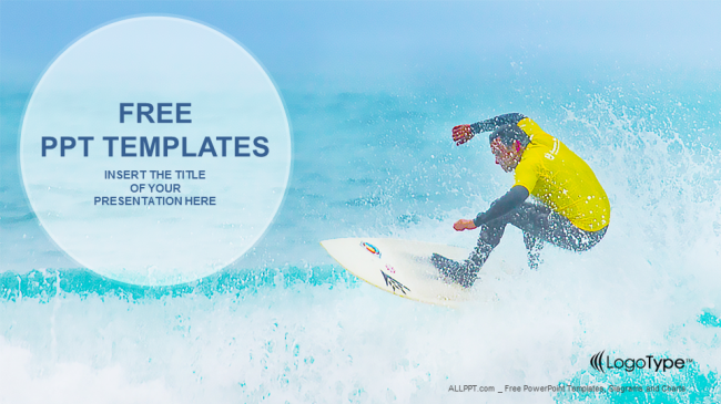 Surfer-Watersport-Sports-PPT-Templates (1)