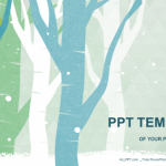 Winter-Trees-Nature-PowerPoint-Templates (1)