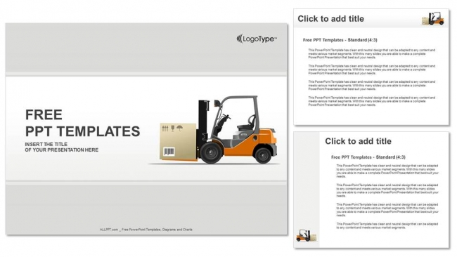Forklift-In-A-Warehouse-PowerPoint-Templates (4)