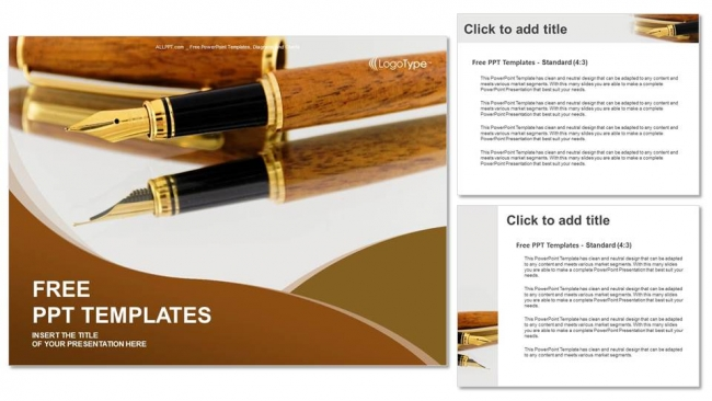 Fountain-Pens-Business-PowerPoint-Templates (4)