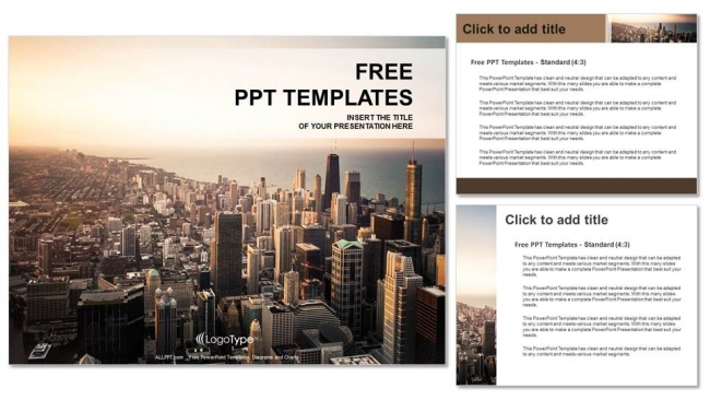Rooftop-View-Panorama-At-Sunset--PPT-Templates (4)