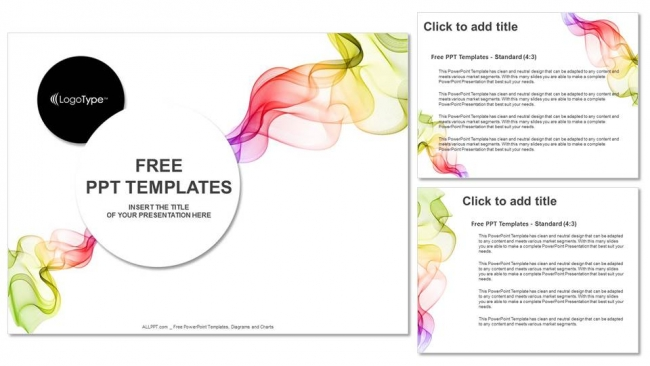 Abstract-Colorful-Waves-PowerPoint-Templates (4)