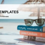 Books-on-beach-table-PowerPoint-Templates (1)