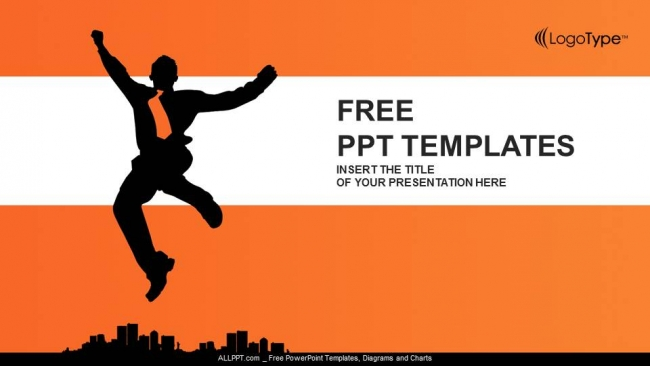 Business-Man-Silhouette-PowerPoint-Templates (1)