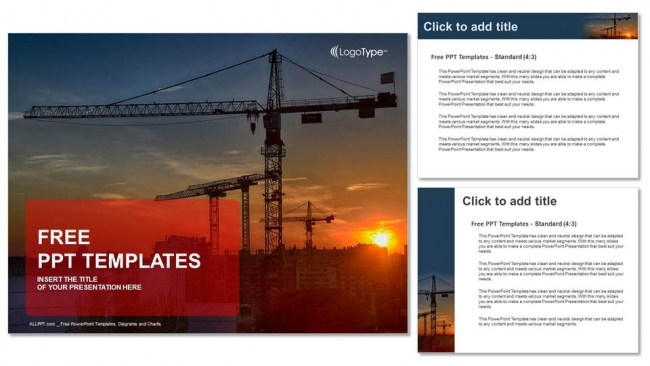 Construction-crane-at-sunset-PowerPoint-Templates (4)