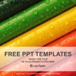 Rain-Drops-On-Colored-Pencils-PowerPoint-Templates (1)