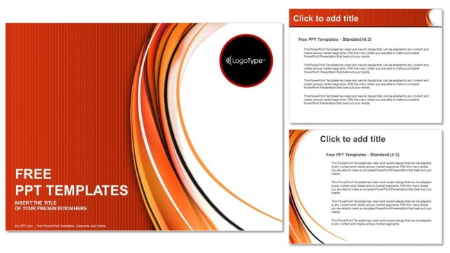 Red and orange abstract powerpoint templates red and orange abstract powerpoint templates 4 toneelgroepblik Images