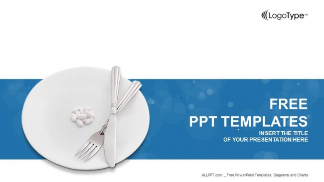 Supplement-Pills-On-Plate-PowerPoint-Templates (1)