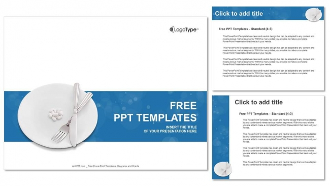 Supplement-Pills-On-Plate-PowerPoint-Templates (4)
