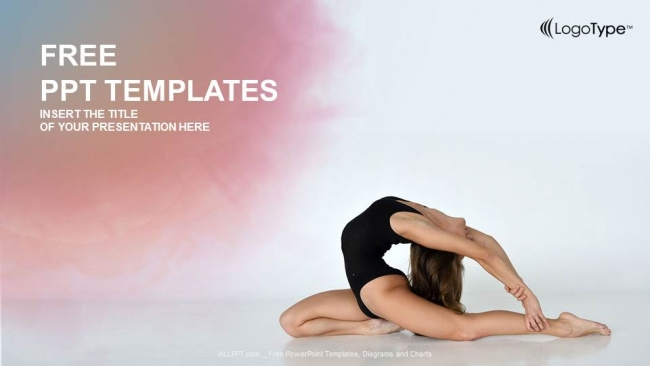 Beautiful-woman-dancer-PowerPoint-Templates (1)