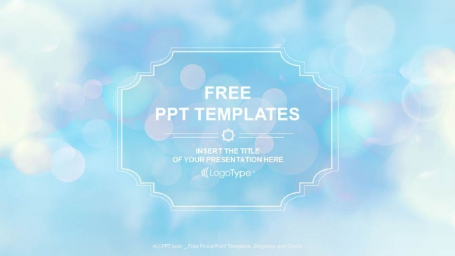 Bokeh blue background powerpoint templates bokeh blue background powerpoint templates 1 toneelgroepblik Gallery
