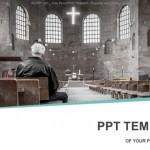 Man-praying-in-church-PowerPoint-Templates (1)