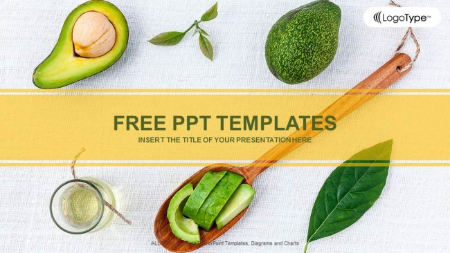 Free food powerpoint templates design alternative health care powerpoint templates toneelgroepblik Gallery