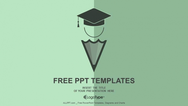 Education concept powerpoint templates toneelgroepblik