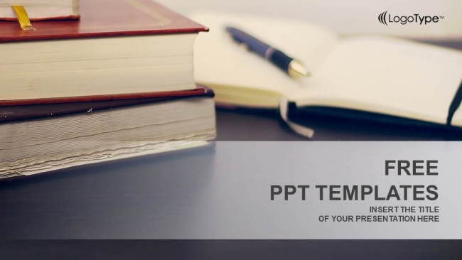 Ppt template book yeniscale many old books powerpoint templates toneelgroepblik Image collections