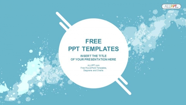 Abstract splashes powerpoint templates abstract splashes powerpoint templates 1 toneelgroepblik Image collections