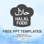 Halal food PowerPoint Templates  (1)