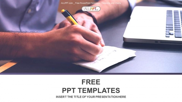 Free professional powerpoint templates design makes a note at business document powerpoint templates toneelgroepblik Image collections